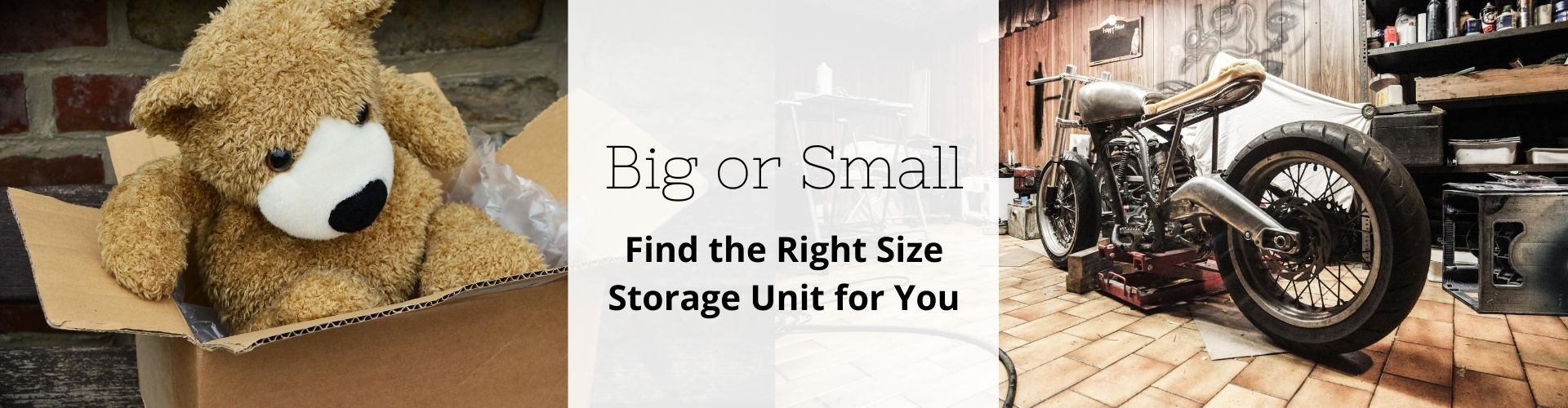 Small Storage Unit